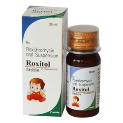 Roxithromycin 30 ML Oral Suspension