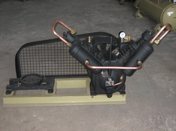 Air Cooled Booster Compressor