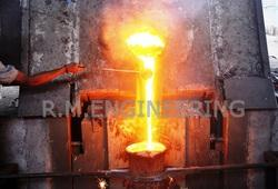 RM Cast Iron Iron Casting, Capacity: 78 Ton Per Day