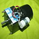 Electric Tefc Fhp Gear Motor, Voltage: 230 V