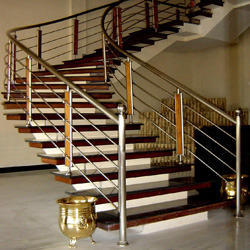 Wooden Stairs At Best Price In India
