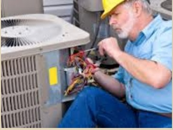 Air Conditioning Repair Services and Remote Control Handset