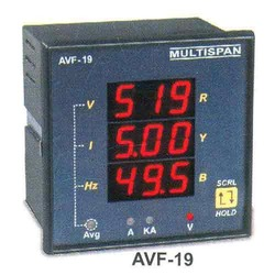 Three Phase Panel Meter