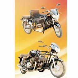 Bajaj Three Wheeler Modification