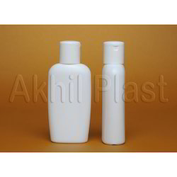 AP15 HDPE Flat Shape Bottle