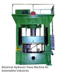 Deep Drawing Hydraulic Press Machine for Automobile Industry