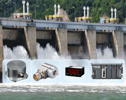 System For Hydro Power Amp Dams Dam Gates Monitoring