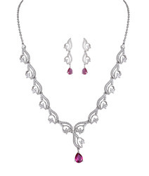 925 Sterling Silver Micro Necklace Sets
