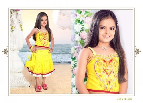 a1350ff192 Kids Skirt Top - Kids Ethnic Top Manufacturer from Mumbai