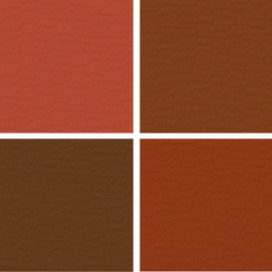 Tan Colored Artificial Leather Cloth