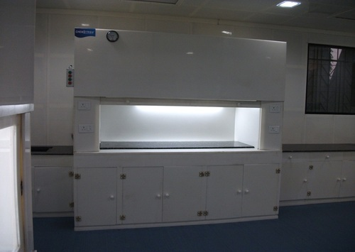 Fume Hood For Chemical Laboratory Exporter From Ahmedabad