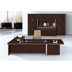 Executive Office Table Sri Ganesha Interiors Manufacturer in