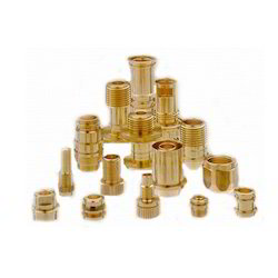 Brass Screw Machine Parts