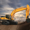 Excavator and Earth Moving Machinery