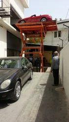 Future Hydraulic Car Lift