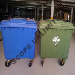 1100l Wheelie Dustbin