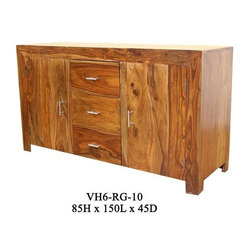 Stylish Wooden Sideboard