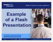 Flash Presentations