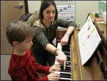 Keyboard Music Schools