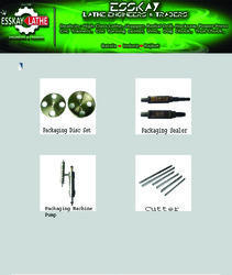 Pouch Packing Machine Parts