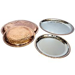 Copper Steel Full & Quarter Plate