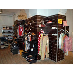 Retail Clothing Display Racks