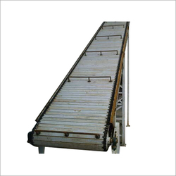 Inclined Slat Chain Conveyors