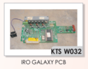 IRO Galaxy PCB Weft Feeders