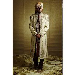 Three Piece Sherwani