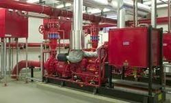 Fire Pump Room Installation