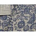 Handmade Block Print Cotton Kantha Quilt
