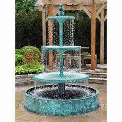 RGB Water Fountain