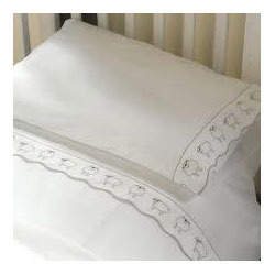 Cotton White Bed Sheets