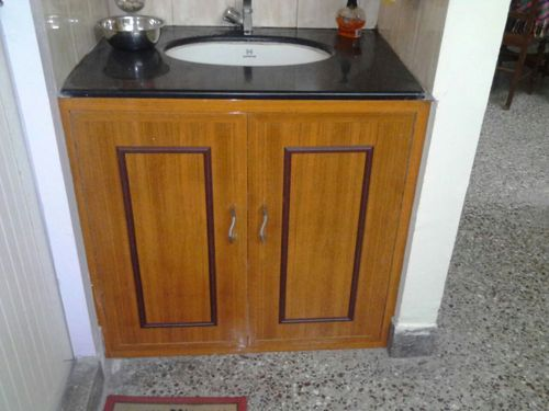 Pvc washbasin laft at rs 10500 piece s wash basins id 8691511312 - Bathroom cabinets kerala ...