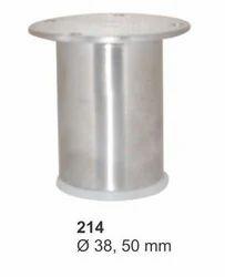 Cylinder Type Sofa Leg