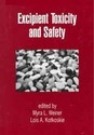 Excipient Toxicity and Safety