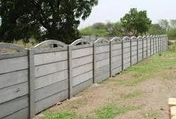 Readymade Concrete Boundary Compound Wall