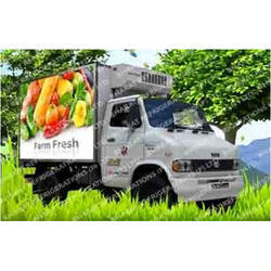 Fruits And Vegetable Refrigerated Trucks