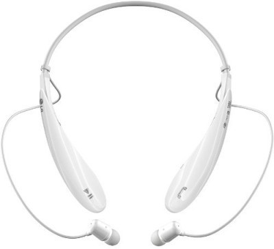 f7145532029 LG Hbs-800 Tone Ultra Wireless Bluetooth Headset White at Rs 8927 ...