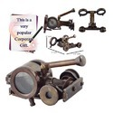 Corporate Artifacts Canon Binoculars Vintage Style Compass Nautical Product