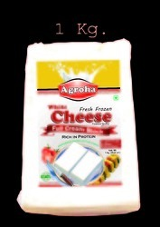 Agroha Fresh Block Cheese 1kg/cheese Cottage