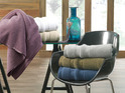 Art Gorgeous Gold Zero Twist Towels