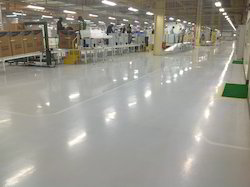 Epoxy Flooring For Electronics Industry