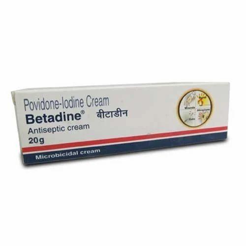betadine creme