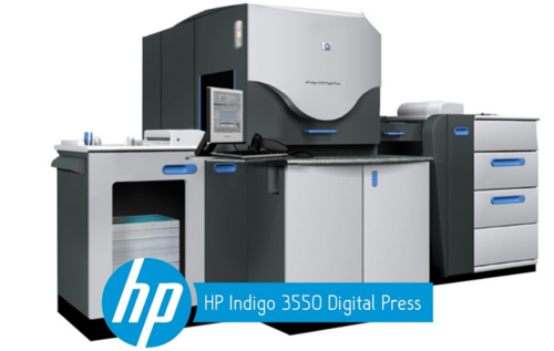 HP Indigo 3550 Digital Press - View Specifications & Details