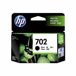 Black 702 HP Inkjet Cartridge
