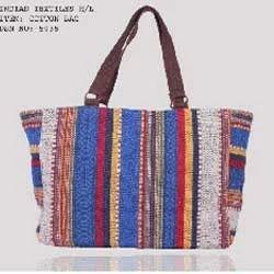 Ladies Cotton Hand Bag Ladies Cotton Hand Bag Jafrabad New Delhi