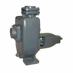 Grey Steel 10 HP Kirloskar Self-Priming Pump, Capacity: 2 To 19 Lps, Electric