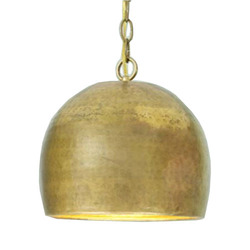Hammered Pendant Light