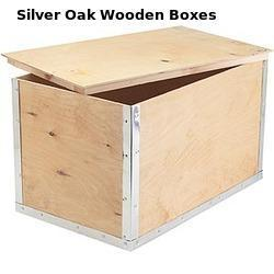Silver Oak Wooden Boxes  sc 1 st  IndiaMART : wooden box manufacturers - Aboutintivar.Com